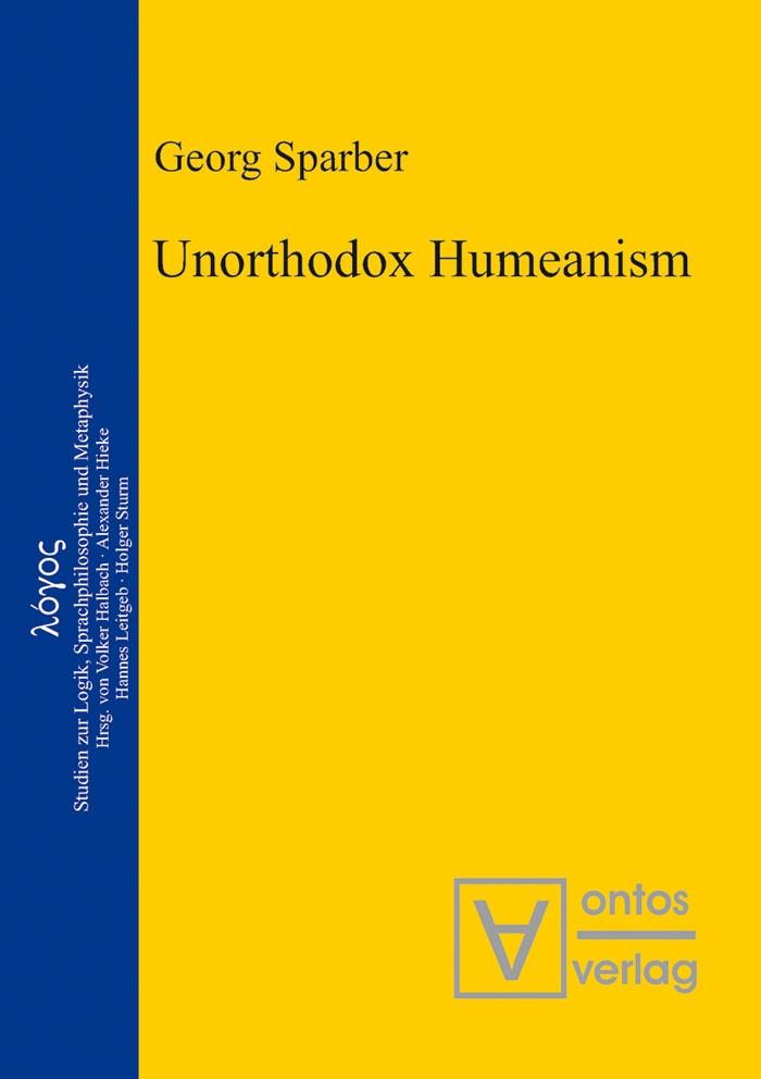Abbildung von Sparber | Unorthodox Humeanism | 2009