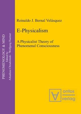 Abbildung von Bernal Velásquez | E-Physicalism | 2012 | A Physicalist Theory of Phenom... | 14