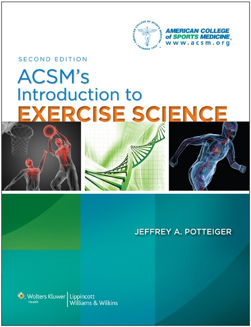 ACSM's Introduction to Exercise Science, 2013 | Buch (Cover)