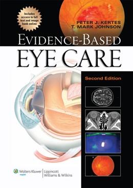 Abbildung von Kertes / Johnson | Evidence-Based Eye Care | 2013