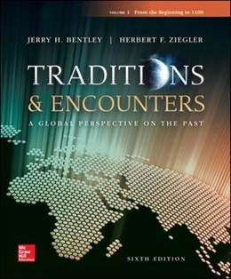 Abbildung von Bentley / Ziegler | Traditions & Encounters Volume 1 From the Beginning to 1500 | 2014