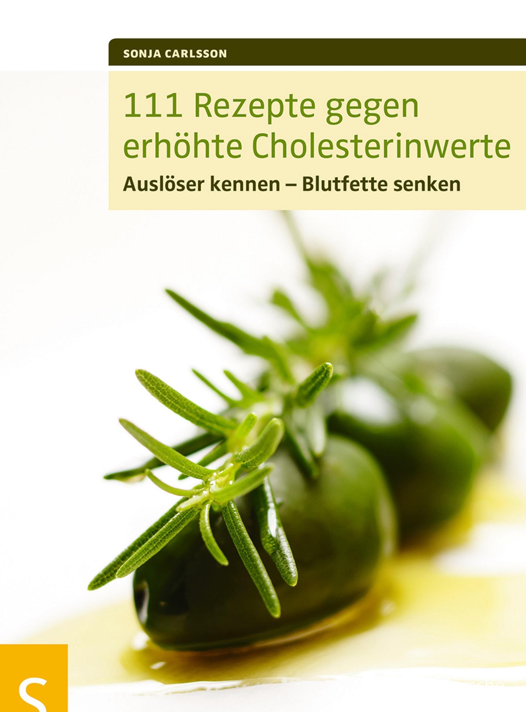 Abbildung von Carlsson   111 Rezepte gegen erhöhte Cholesterinwerte   2013