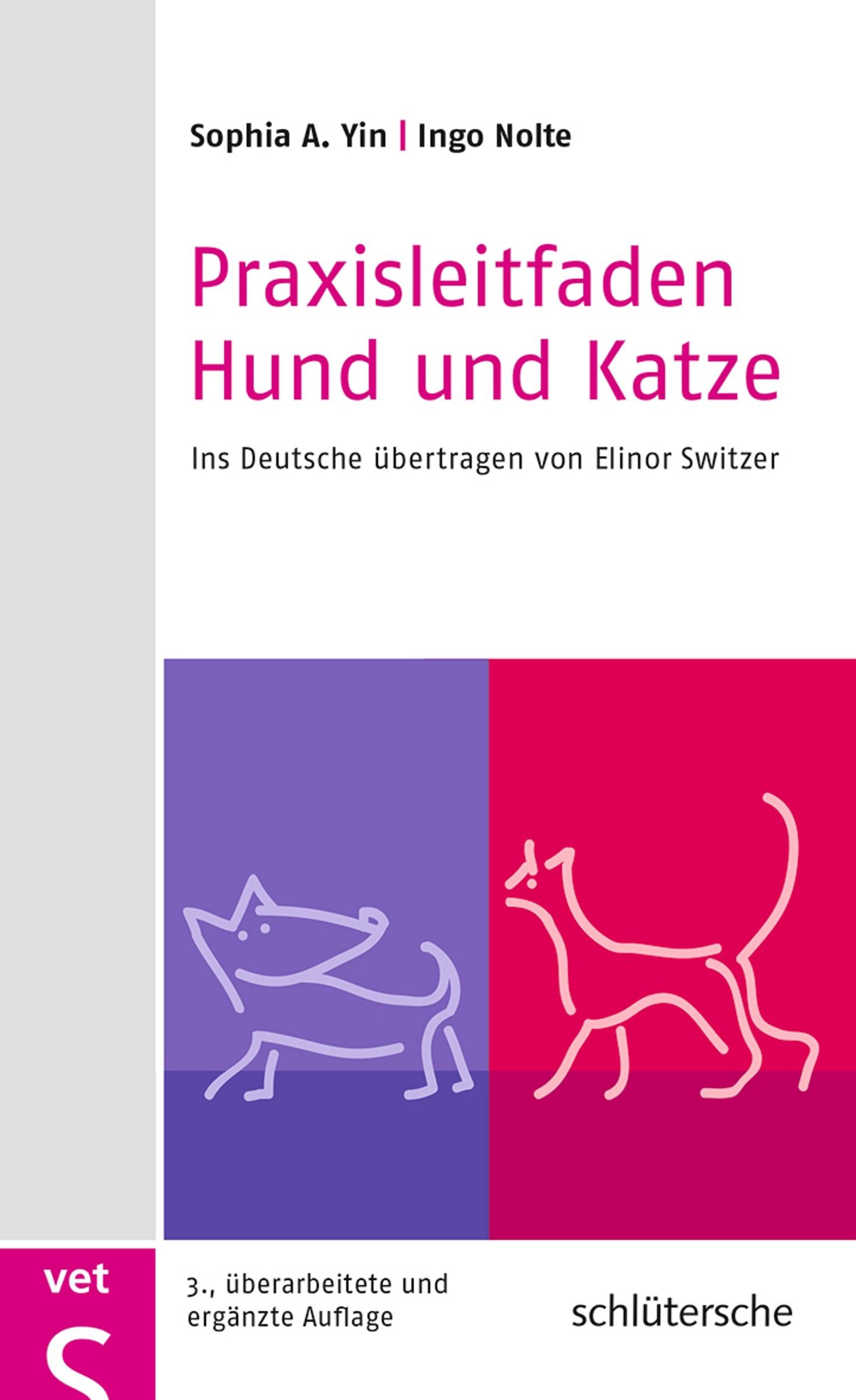 Abbildung von Yin / Nolte | Praxisleitfaden Hund und Katze | 2013