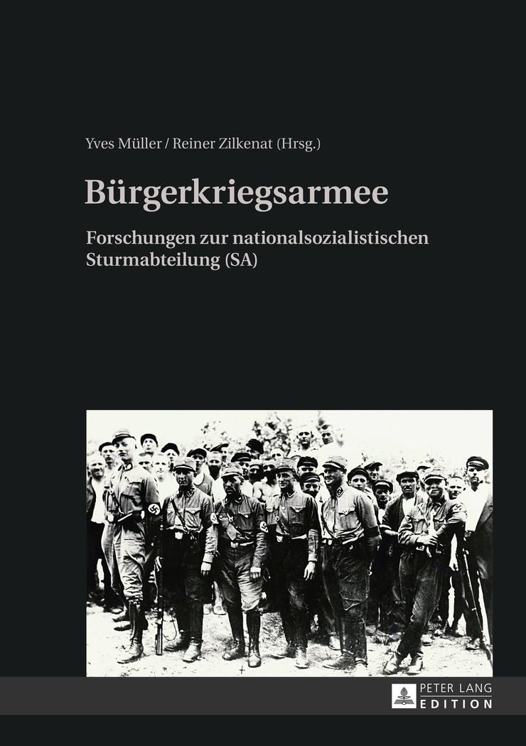 Abbildung von Zilkenat / Müller | Bürgerkriegsarmee | 2013