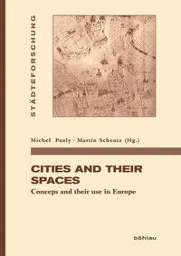 Abbildung von Pauly / Scheutz   Cities and their spaces   2014