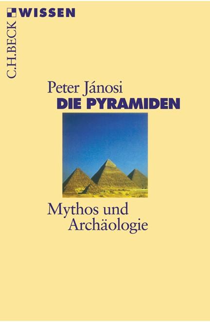 Cover: Peter Jánosi, Die Pyramiden