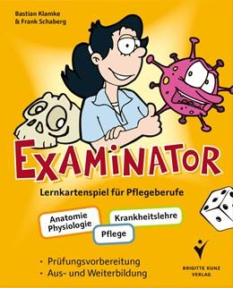 Abbildung von Klamke / Schaberg | Examinator | 2013 | Lernkartenspiel für Pflegeberu...