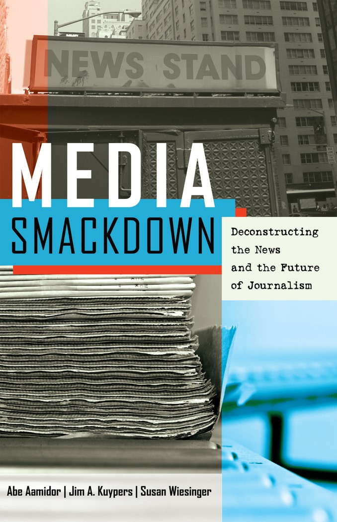 Media Smackdown | Aamidor / Wiesinger / Kuypers, 2013 | Buch (Cover)