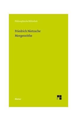 Abbildung von Nietzsche / Scheier | Morgenröthe (Neue Ausgabe 1887) | 2014 | 654