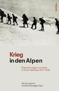 Abbildung von Labanca / Überegger   Krieg in den Alpen   2015