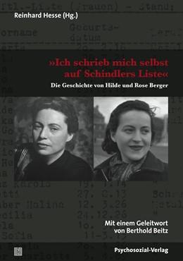 Abbildung von Hesse | »Ich schrieb mich selbst auf Schindlers Liste« | 1. Auflage | 2013 | beck-shop.de