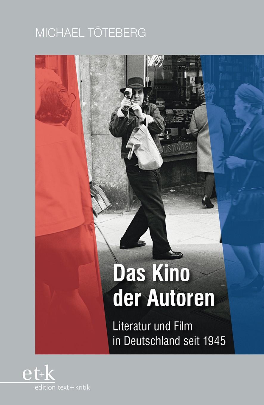 Abbildung von Töteberg | Das Kino der Autoren | 2019