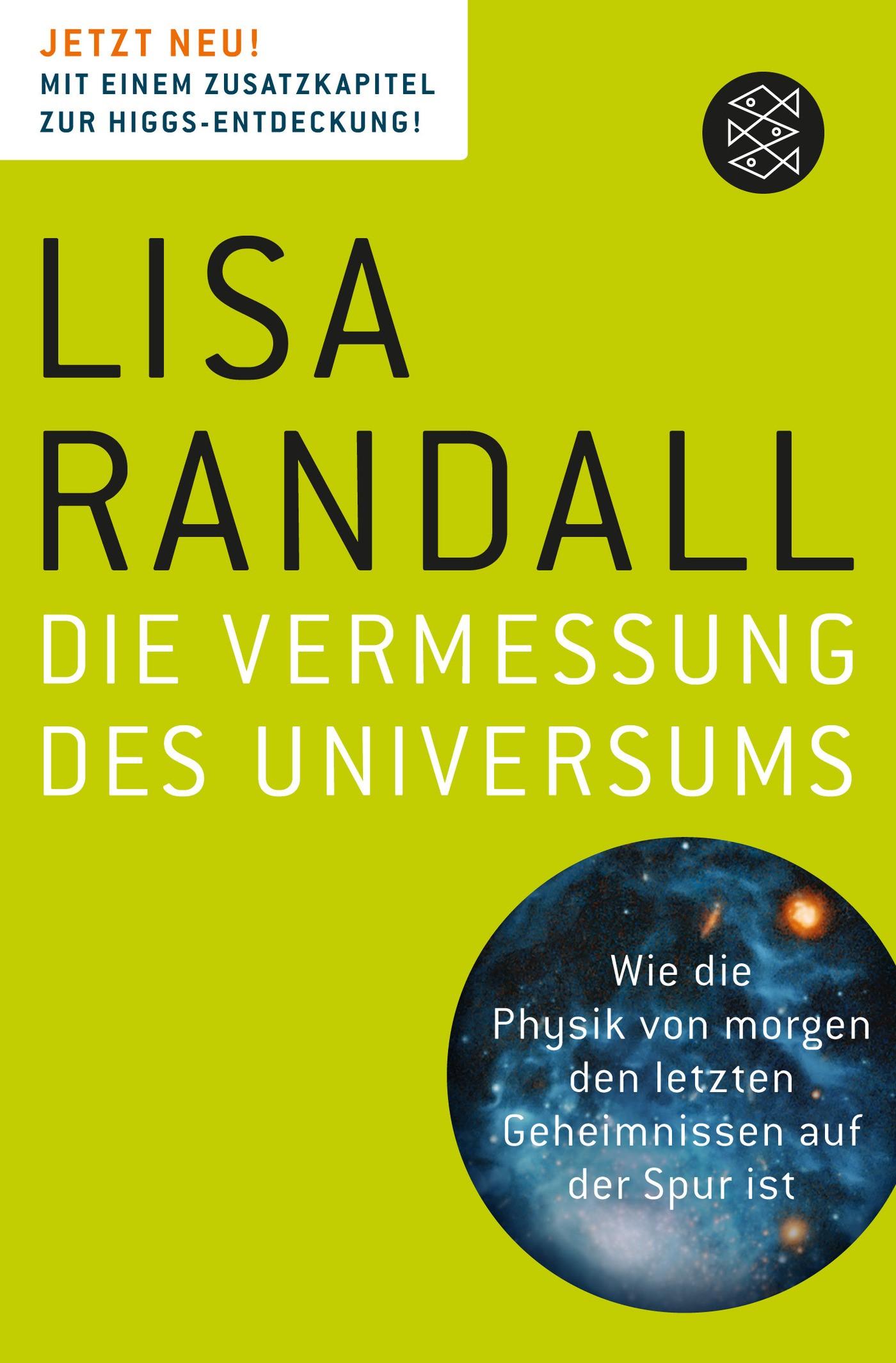 Abbildung von Randall   Die Vermessung des Universums   1. Auflage   2013