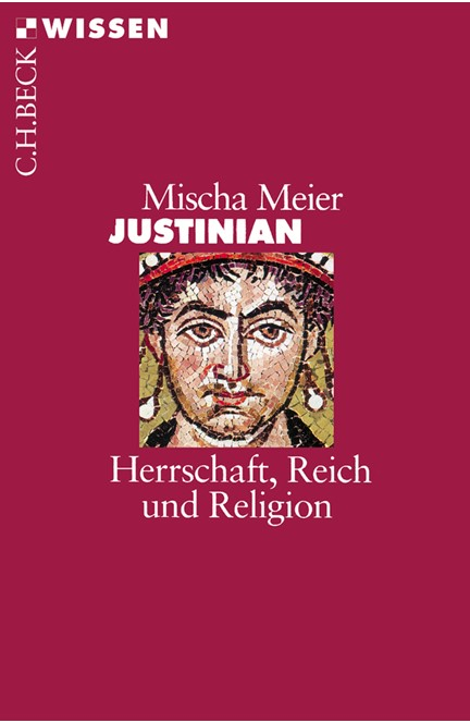 Cover: Mischa Meier, Justinian