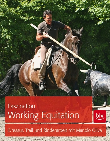 Faszination Working Equitation | Oliva, 2013 | Buch (Cover)
