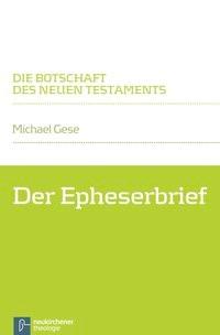 Abbildung von Gese   Der Epheserbrief   2013
