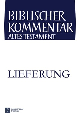 Abbildung von Dietrich | Samuel (1 Sam 19,1-22,1) | 2013 | 7. Lieferung | VIII/2