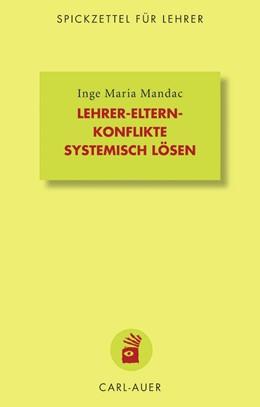 Abbildung von Mandac | Lehrer-Eltern-Konflikte systemisch lösen | 2013 | 3