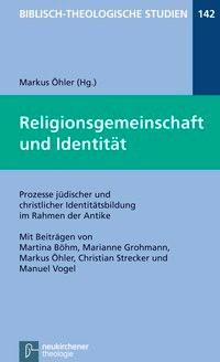 Abbildung von Öhler | Religionsgemeinschaft und Identität | 2013