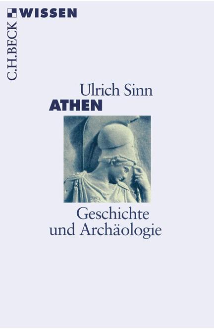 Cover: Ulrich Sinn, Athen