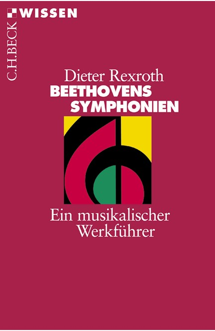 Cover: Dieter Rexroth, Beethovens Symphonien