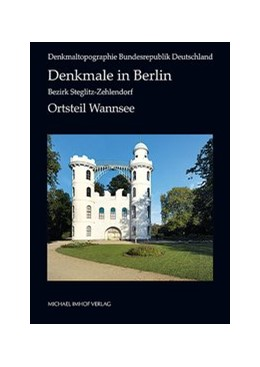Abbildung von Denkmale in Berlin: Bezirk Steglitz-Zehlendorf | 1. Auflage | 2013 | beck-shop.de
