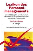 Lexikon des Personalmanagements | Becker | 2., aktualisierte und erweiterte Auflage, 2002 | Buch (Cover)