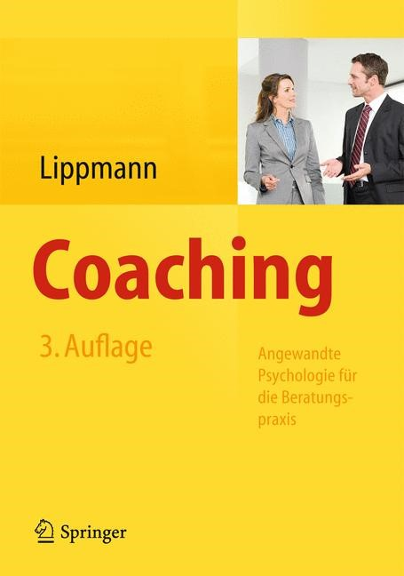Coaching | Lippmann, 2013 | Buch (Cover)