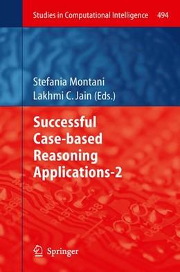 Abbildung von Montani / Jain   Successful Case-based Reasoning Applications-2   2013   494