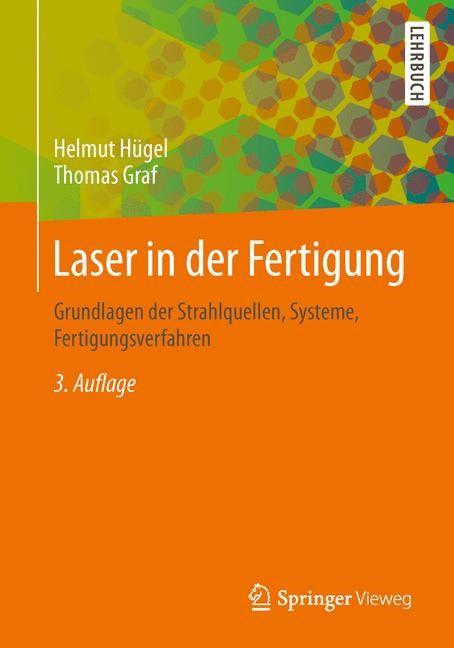 Abbildung von Hügel / Graf | Laser in der Fertigung | 2014