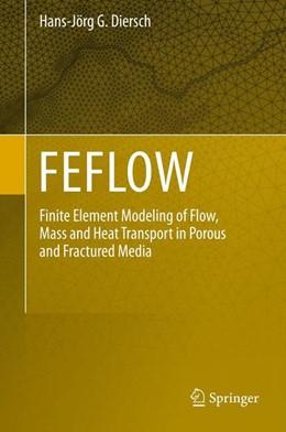Abbildung von Diersch   FEFLOW   1. Auflage   2013   beck-shop.de