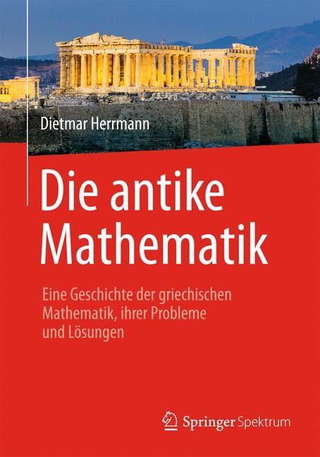 Abbildung von Herrmann | Die antike Mathematik | 2014
