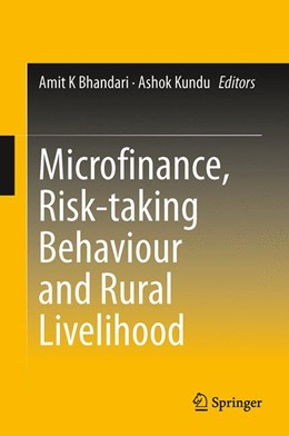 Abbildung von Bhandari / Kundu | Microfinance, Risk-taking Behaviour and Rural Livelihood | 2013