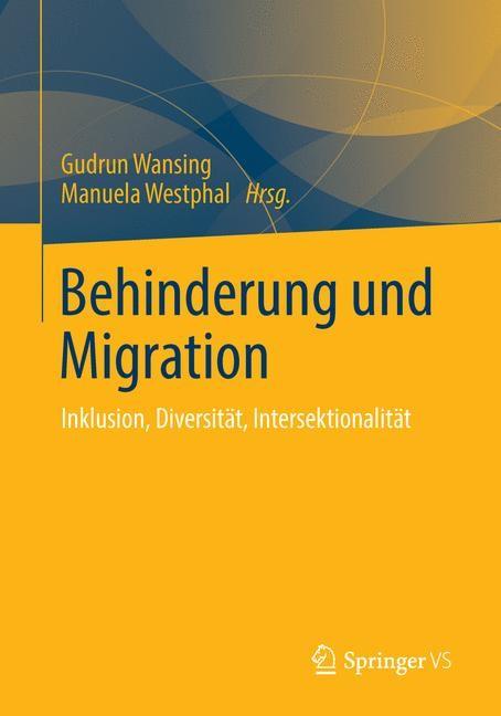 Abbildung von Wansing / Westphal | Behinderung und Migration | 2013