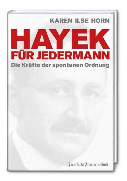 Abbildung von Horn | Hayek für jedermann | 1. Auflage 2013 | 2013