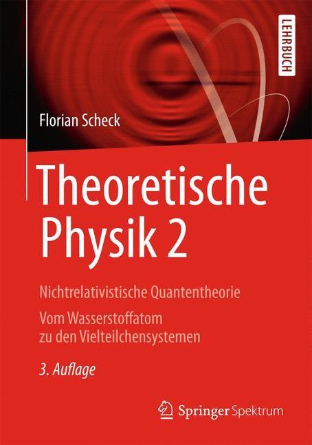 Abbildung von Scheck | Theoretische Physik 2 | 2013