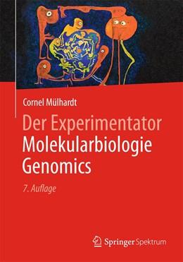 Abbildung von Mülhardt | Der Experimentator Molekularbiologie / Genomics | 2013