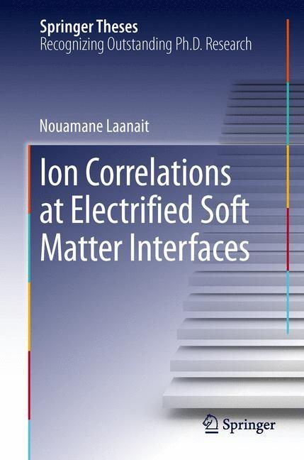 Abbildung von Laanait | Ion Correlations at Electrified Soft Matter Interfaces | 2013