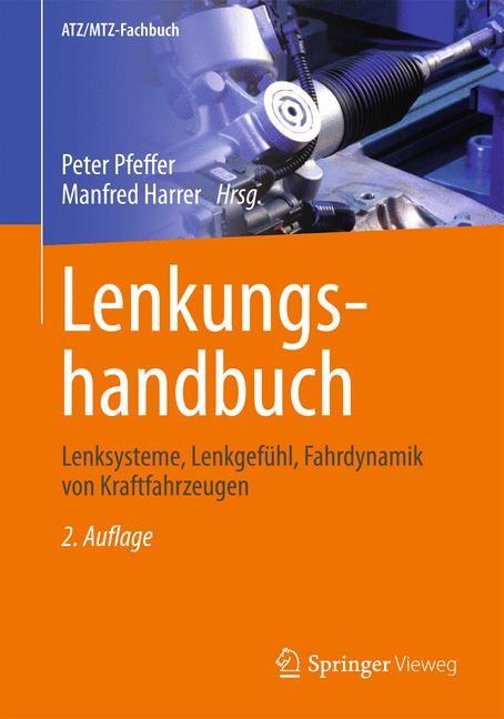 Abbildung von Pfeffer / Harrer   Lenkungshandbuch   2013