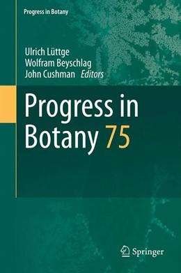 Abbildung von Lüttge / Beyschlag | Progress in Botany | 1. Auflage | 2013 | 75 | beck-shop.de