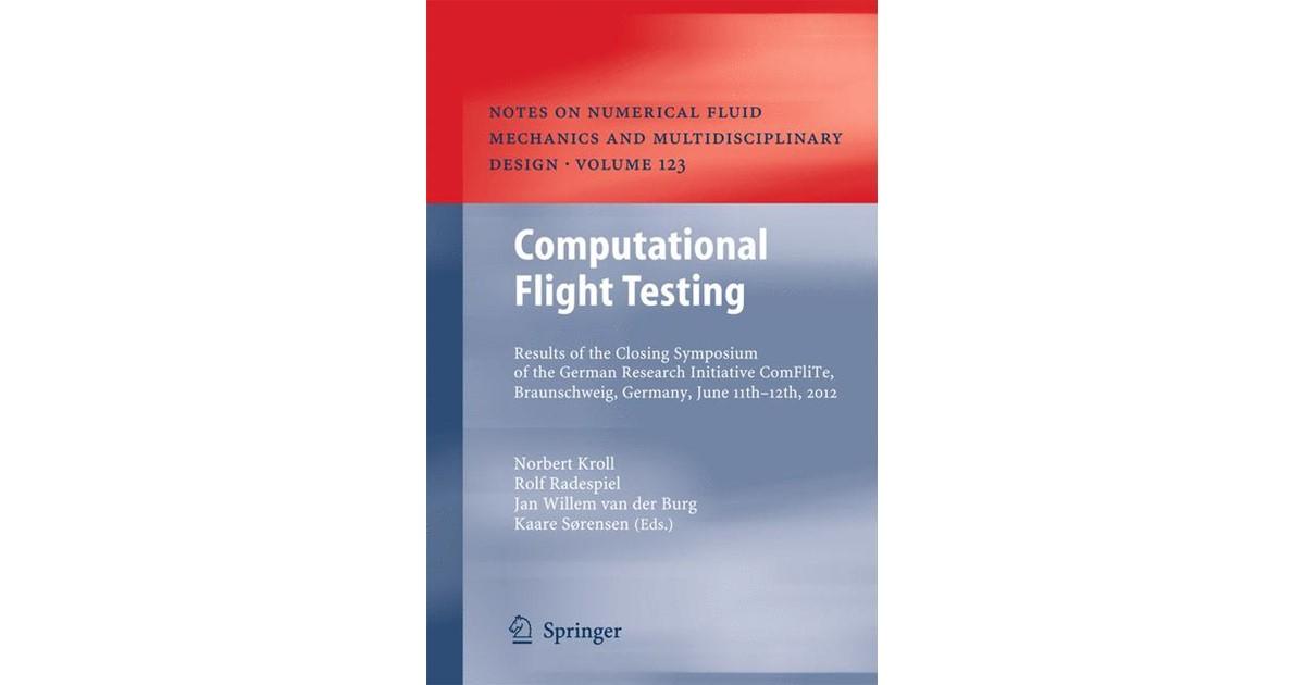 Kroll / Radespiel / van der Burg / Sorensen | Computational Flight Testing