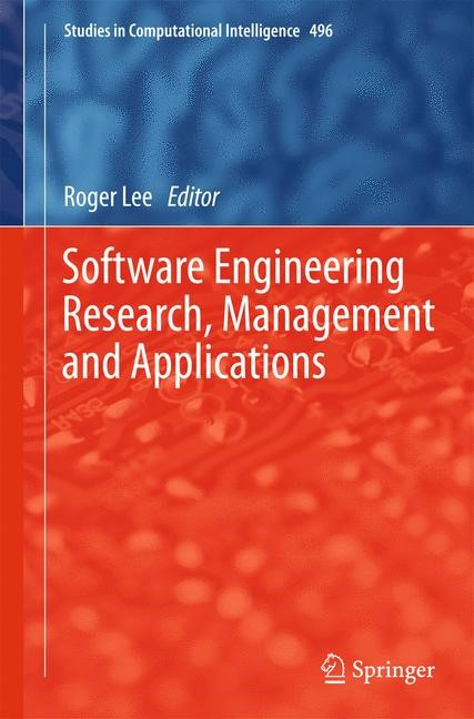 Abbildung von Lee   Software Engineering Research, Management and Applications   2013