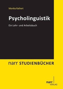 Abbildung von Rathert   Psycholinguistik   1. Auflage   2020   beck-shop.de