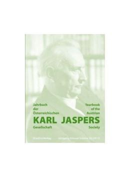 Abbildung von Karl-Jaspers-Gesellschaft (Hrsg.) | Jahrbuch der Österreichischen Karl-Jaspers-Gesellschaft 26/2013 | 2013 | 2013