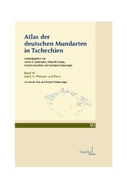 Abbildung von Rothenhagen / Halo | Atlas der deutschen Mundarten in Tschechien | 1. Auflage | 2014 | beck-shop.de