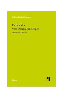 Abbildung von Parmenides / Hölscher / Reckermann | Vom Wesen des Seienden | 2014 | Die Fragmente | 645