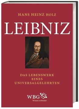 Abbildung von Holz / Zimmer   Leibniz   2013   Das Lebenswerk eines Universal...