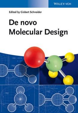 Abbildung von Schneider | De novo Molecular Design | 2013