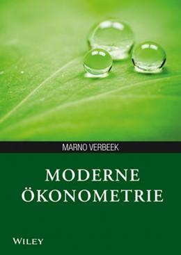 Abbildung von Verbeek | Moderne Ökonometrie | 1. Auflage 2014 | 2014