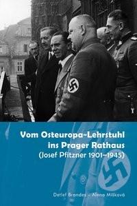 Vom Osteuropa-Lehrstuhl ins Prager Rathaus | Brandes / Míšková, 2013 | Buch (Cover)
